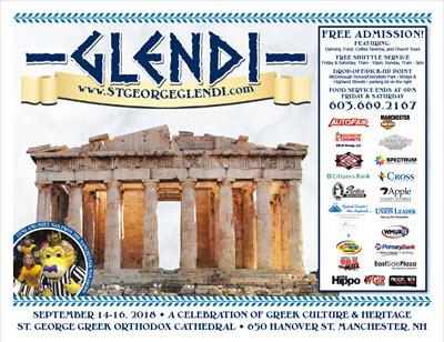 Announcement: Glendi 2018 is right around the corner!